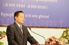 Cambodian victory remembered in HCM City