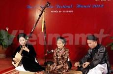 Hanoi Ca tru club helps preserve traditional music