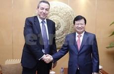 Vietnam, Algeria boost multifaceted cooperation