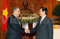 PM lauds Egyptian ambassador's contribution