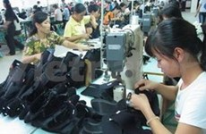 Footwear, bag exports aim for 12 bln USD in 2014