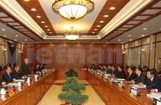 Party chief: Dien Bien must cast off 'underdeveloped' status