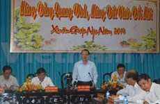 Ben Tre urged to enhance business-farmer connection