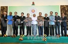 Deputy PM attends ASEAN foreign ministers' meeting