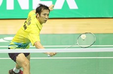 Badminton player Minh rises to 7th in world rankings