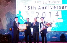 FPT set 30 percent gain in revenue for 2014