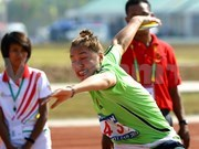 Javelin throwers break world records at Para Games