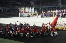 VN finishes fourth at 7th ASEAN Para Games