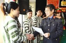Hanoi reduces sentences for 230 prisoners