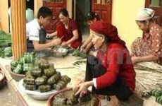 Delicious Chung cakes keep enterprising community busy