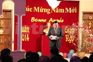 Vietnamese embassy in Morocco celebrates Lunar New Year