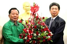 Vietnam's diplomatic agencies see in Lunar New Year