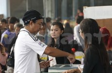 Thailand: New voting for blocked polling stations