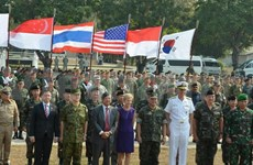 """Annual """"Cobra Gold"""" exercise kicks off in Thailand"""