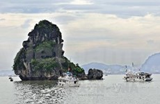 Ha Long Bay named in top ten Valentine's Day Retreats