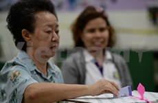 Further polling in April: Thailand's Election Commission
