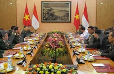 Vietnam keen to accelerate defence ties with Indonesia