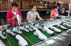 Footwear companies receive abundant orders for export