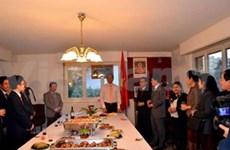Vietnam, Laos and Cambodia bolster ties in Geneva