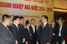 PM: Restructuring of SOEs key political task