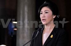 Thai Prime Minister protests innocence