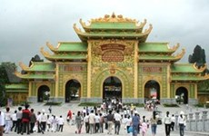 Binh Duong New City - new attraction for tourists