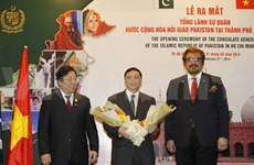 New Pakistani Consulate General debuts in HCM City