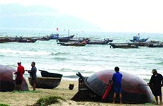 Traditional coracles make waves overseas