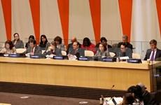 Vietnam chairs high-ranking UN dialogue