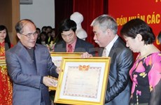 NA Chairman extols Bach Mai hospital staff