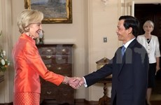 Vietnam keen on boosting ties with Australia