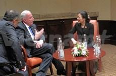 Vietnam supportive of Palestine goals: Deputy FM