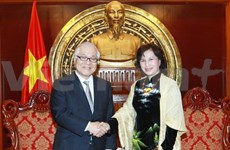 Vietnam hopes for increased ties with Japan