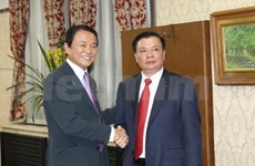 Vietnam, Japan foster financial cooperation