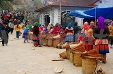 Bac Ha market retains identity and uniqueness