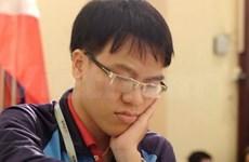 Vietnam's top chess player wins first match at HDBank Open