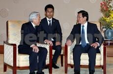 Vietnam prioritises ties with Japan: President