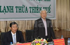Thua Thien-Hue to harness strength to become centrally-run