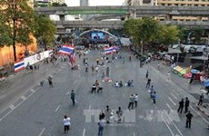Thailand removes emergency decree