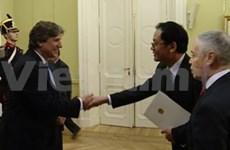 Vietnamese Ambassador to Argentina presents credentials