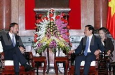 Vietnam aims for all-round cooperation with Japan: President