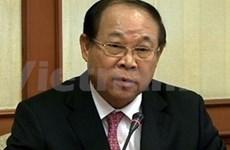 Thai Senate Speaker accused of abusing power