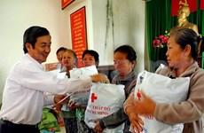 IFRC supports Vietnam's humanitarian activities