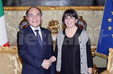 Vietnam, Italy to strengthen legislative ties