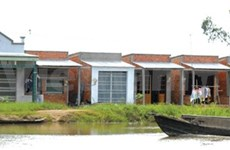 Mekong Delta urged to haste on flood-proof homes