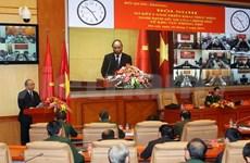 Deputy PM praises national defence efforts