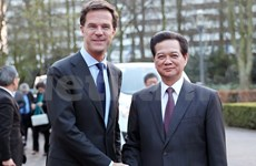 PM Dung meets other leaders at nuclear security summit