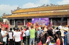 Hue opens Golden Tourism Week