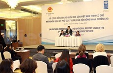 Vietnam announces human rights review results