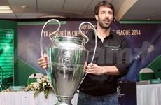 UEFA Champions League trophy comes to Vietnam